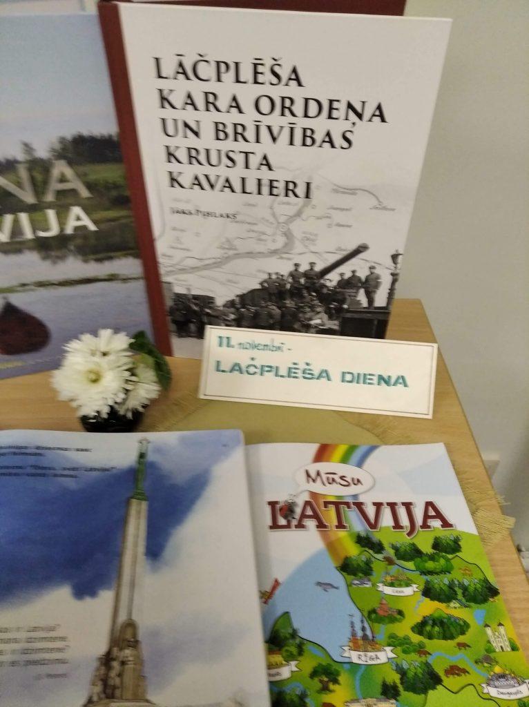 Latvijas proklamēšanas diena