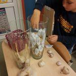 Olimpiskās konfektes ar skolēnu