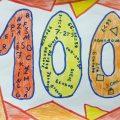 Simts dienas skolā, ilustrācijā