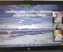 Virtuāla ekskursija bioloģisko atkritumu poligonā